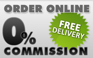 Order Online | 0% Commission | FREE Delivery