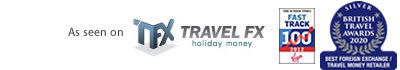 Travel FX holiday money
